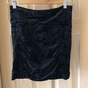 Free People Paisley Skirt